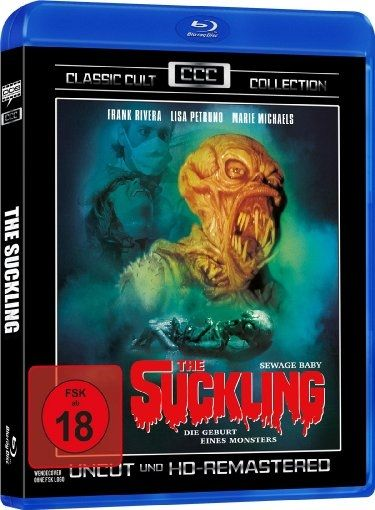 Suckling, The (Classic Cult Coll.) (BLURAY)