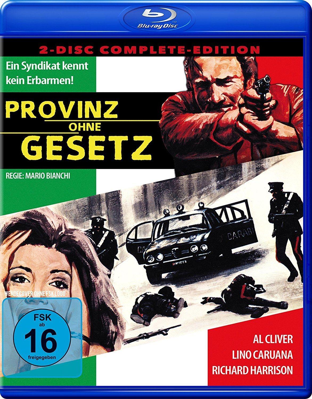 Provinz ohne Gesetz (Complete Edition) (2 Discs) (BLURAY)