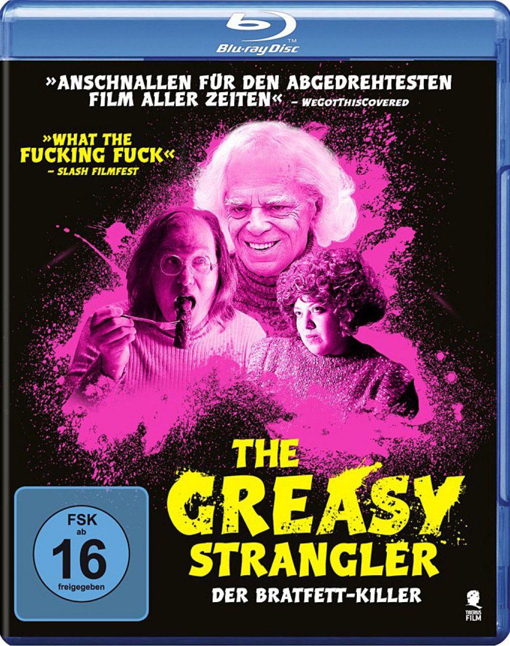 Greasy Strangler, The - Der Bratfett-Killer (BLURAY)