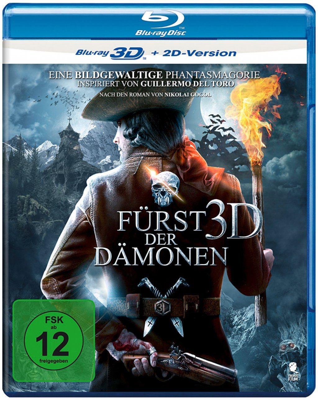 Fürst der Dämonen 3D (BLURAY 3D)