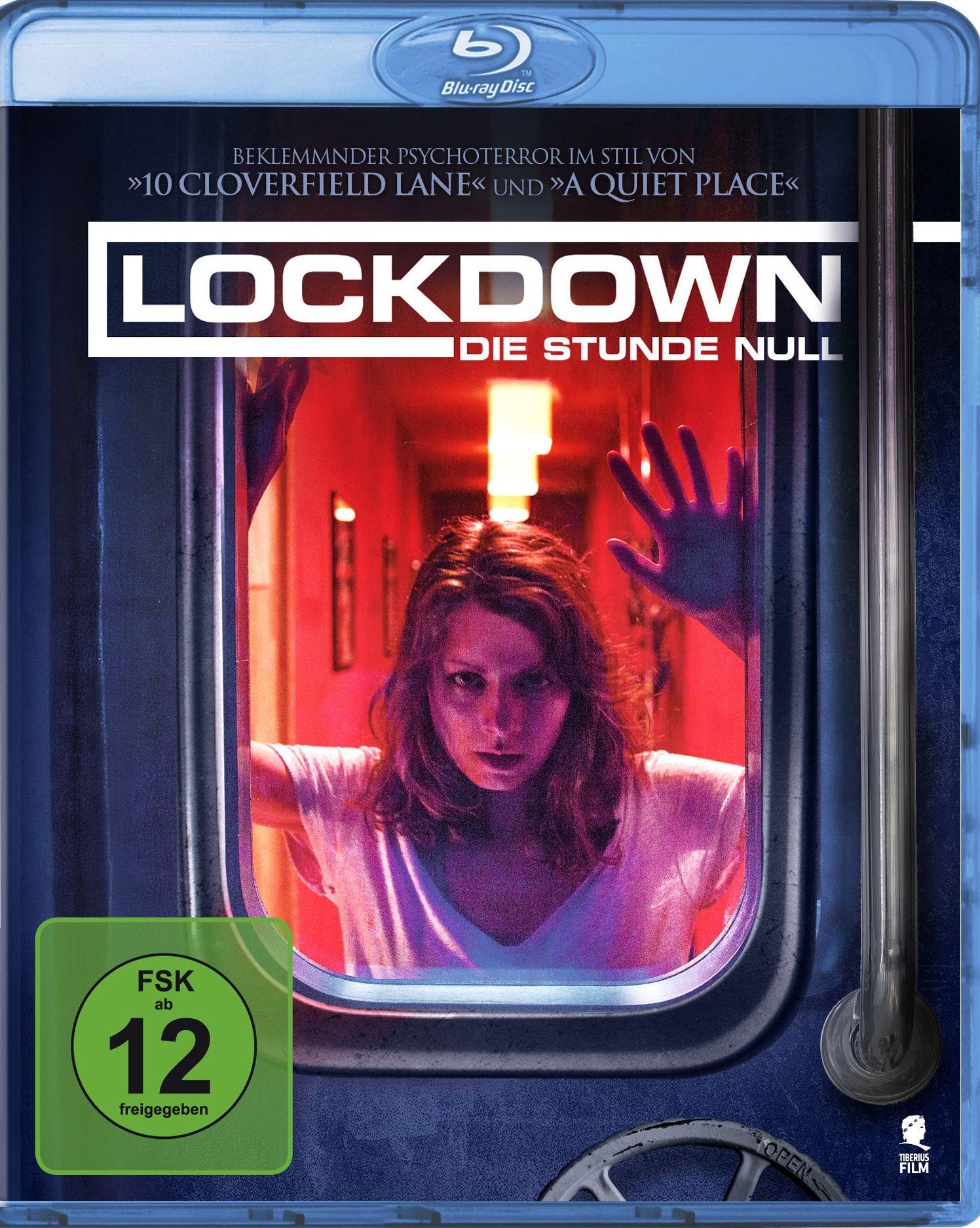 Lockdown - Die Stunde Null (BLURAY)