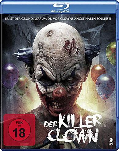 Killerclown, Der (BLURAY)