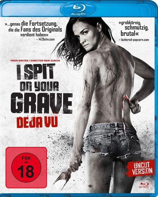 I Spit on Your Grave - Deja Vu (Uncut) (BLURAY)