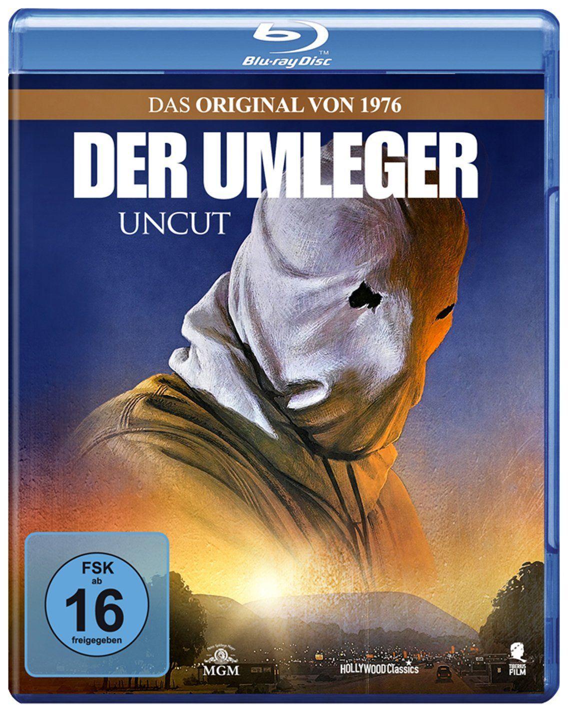 ** B-WARE ** Umleger, Der (1976) (Uncut) (BLURAY) ** B-WARE **