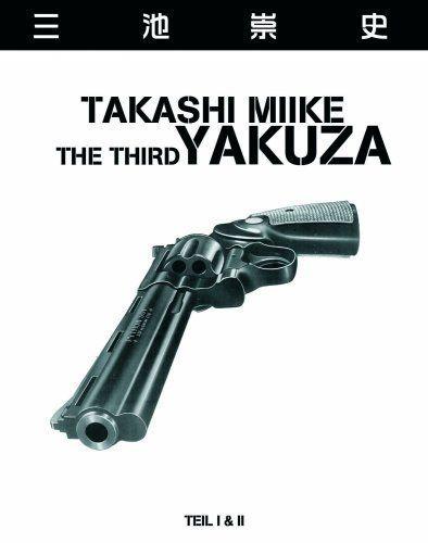 Third Yakuza, The - Teil 1 + 2 (2 Discs)