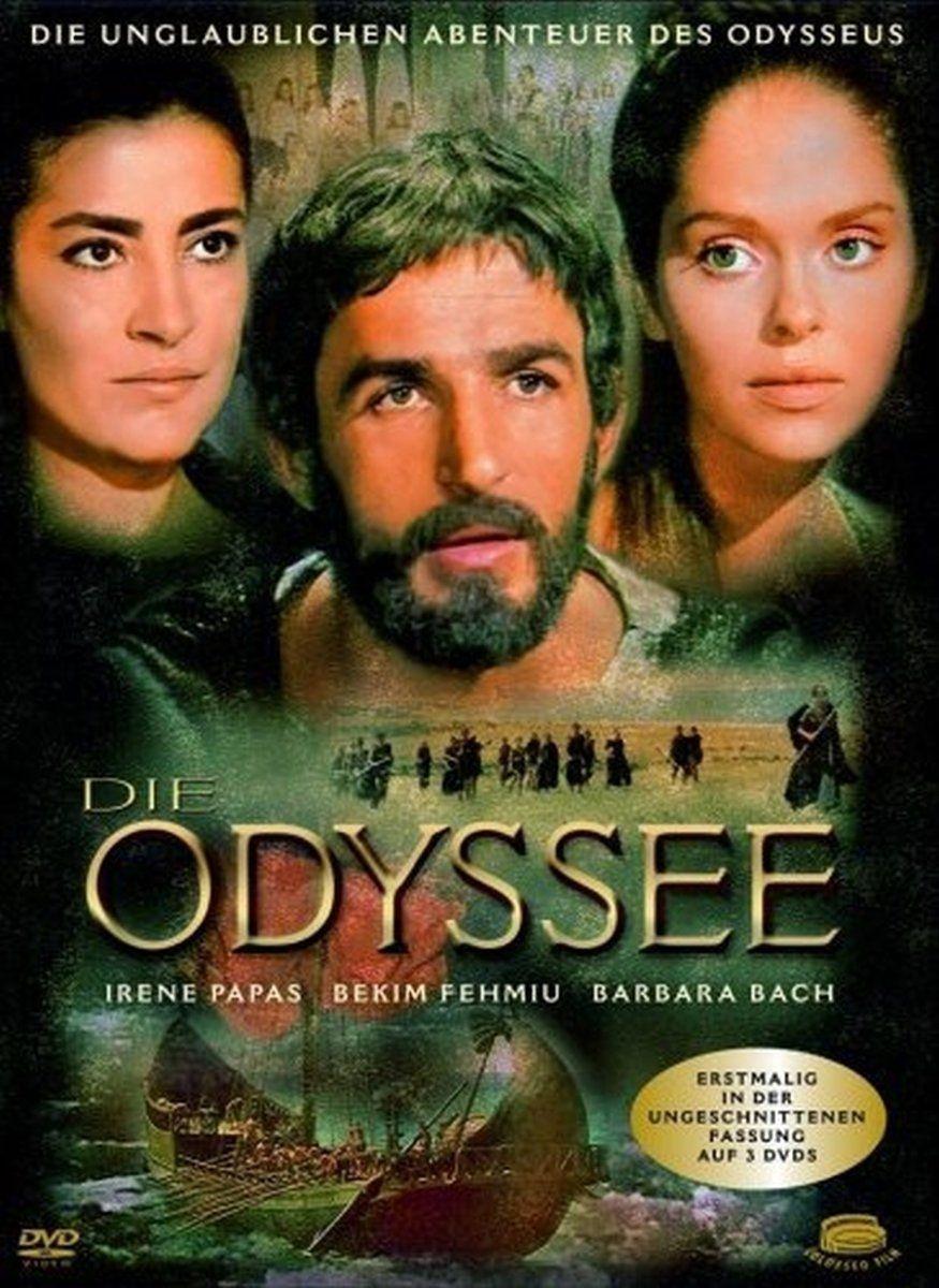 Odyssee, Die (3 Discs)