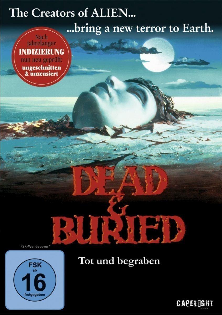 Dead and Buried - Tot und begraben (Uncut)