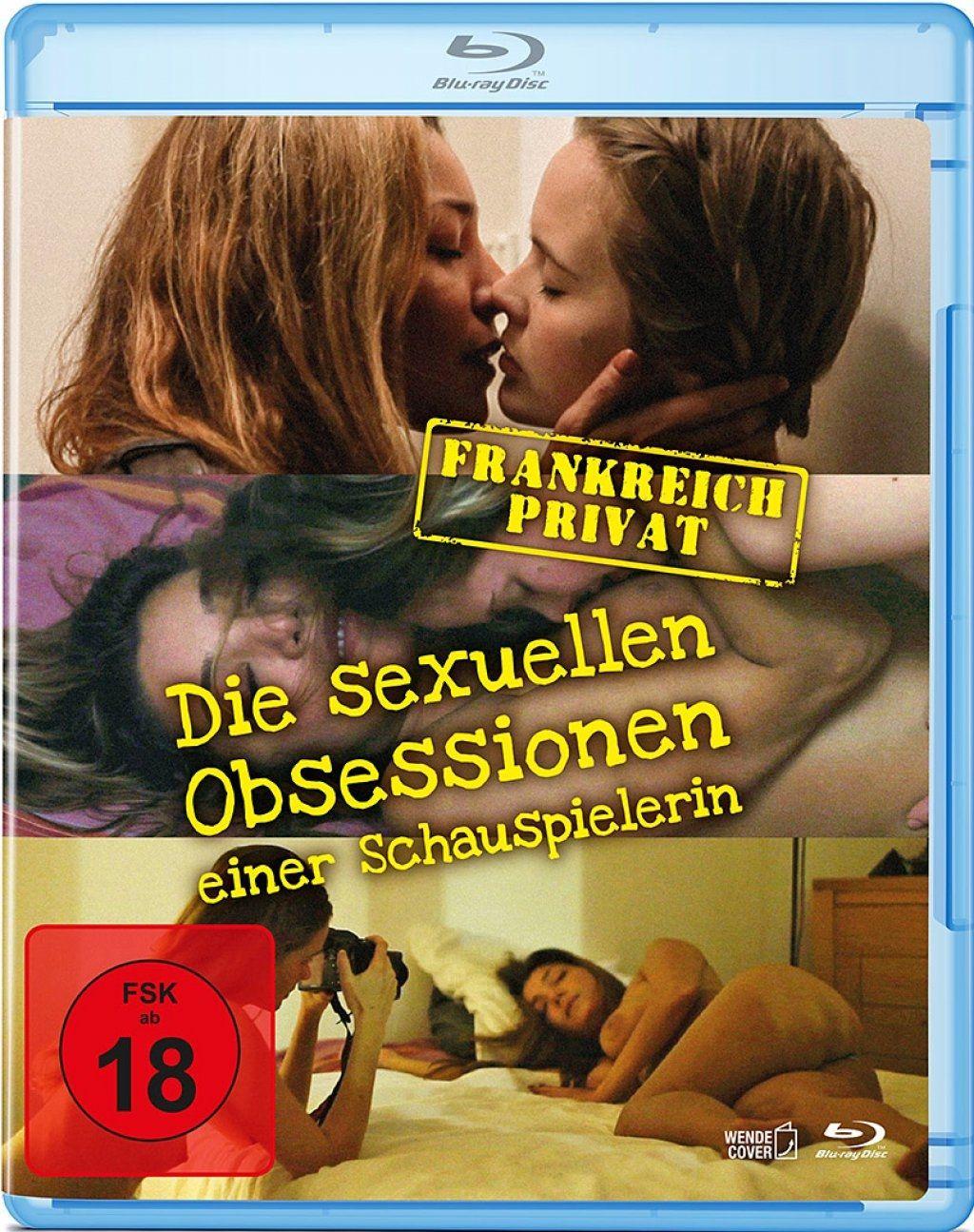 Frankreich Privat - Die sexuellen Obsessionen einer Schauspielerin (BLURAY)