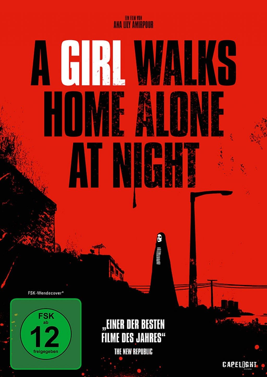 Girl Walks Home Alone at Night, A