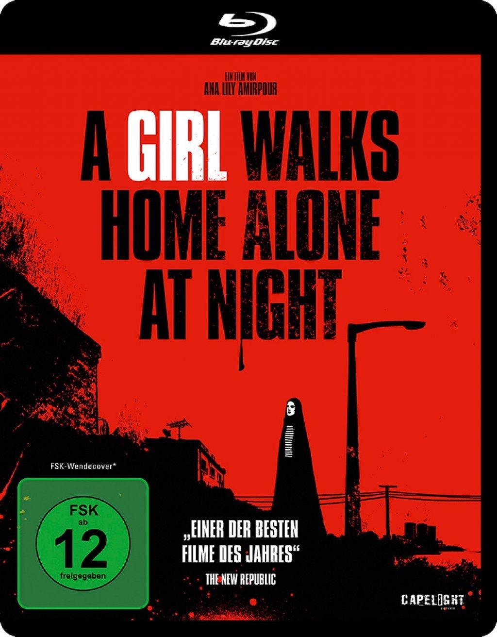 Girl Walks Home Alone at Night, A (BLURAY)