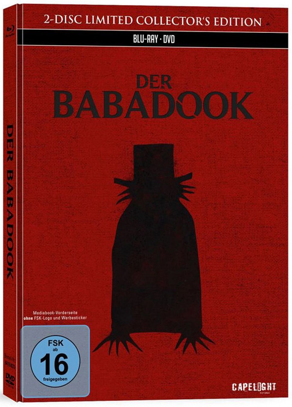 Babadook, Der (2-Disc Lim. Collectors Edition) (DVD + BLURAY)