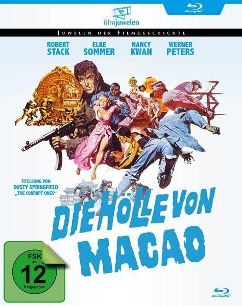 Hölle von Macao, Die (BLURAY)