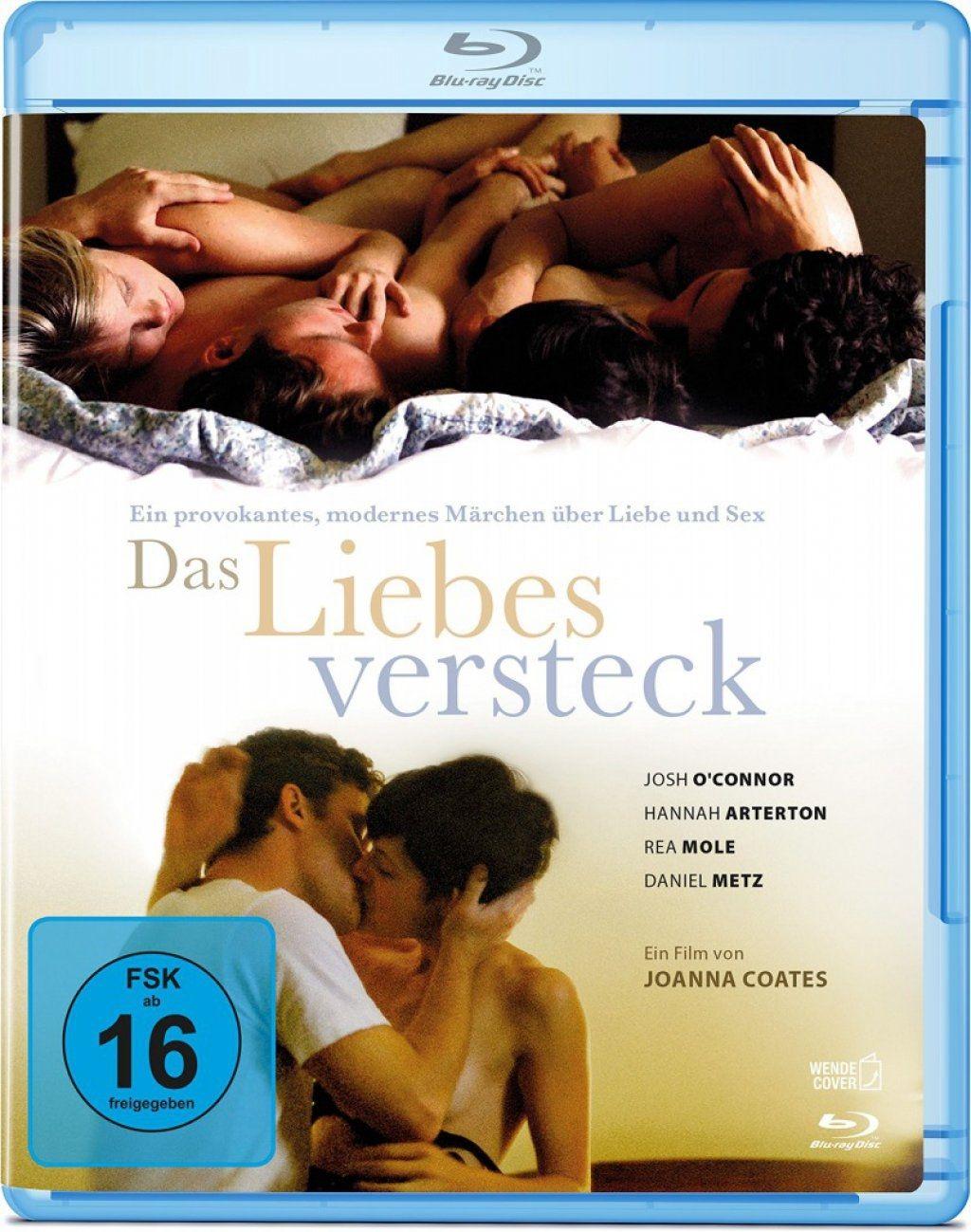 Liebesversteck, Das (BLURAY)