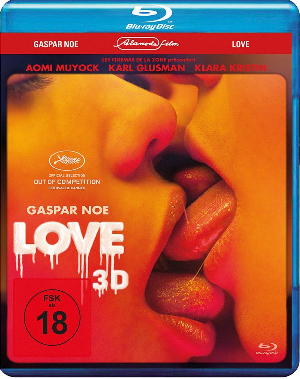 Love 3D (BLURAY 3D)