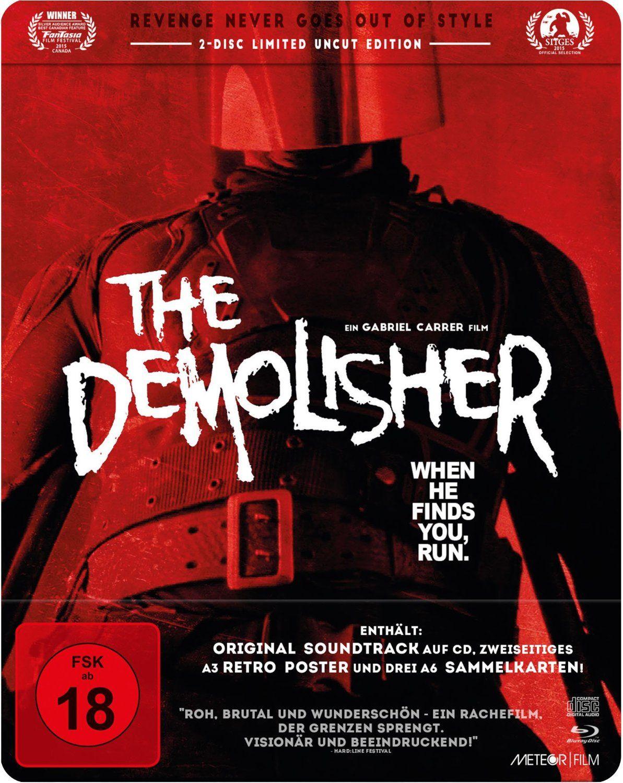 Demolisher, The (Lim. Futurepak) (2 Discs) (BLURAY)