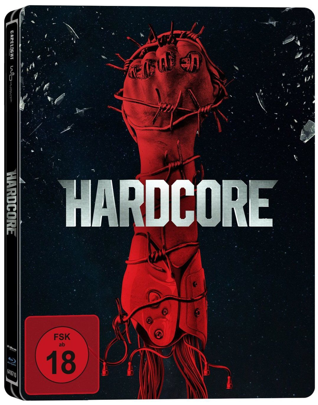 Hardcore (Lim. Steelbook) (BLURAY)