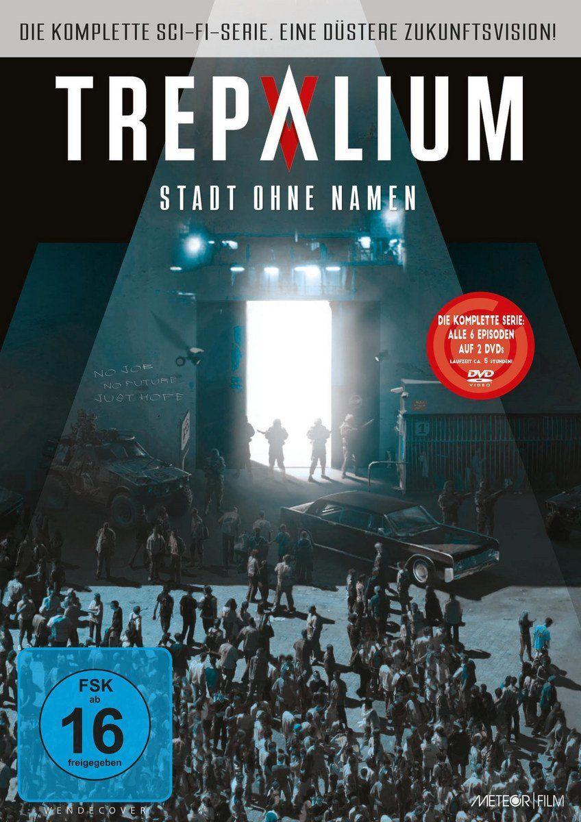 Trepalium - Stadt ohne Namen - Die komplette Serie (2 Discs)