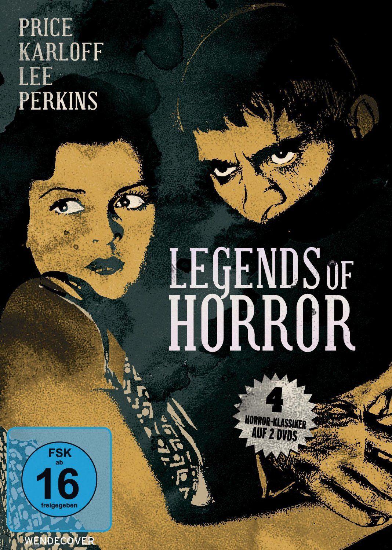 Legends of Horror (2 Discs)