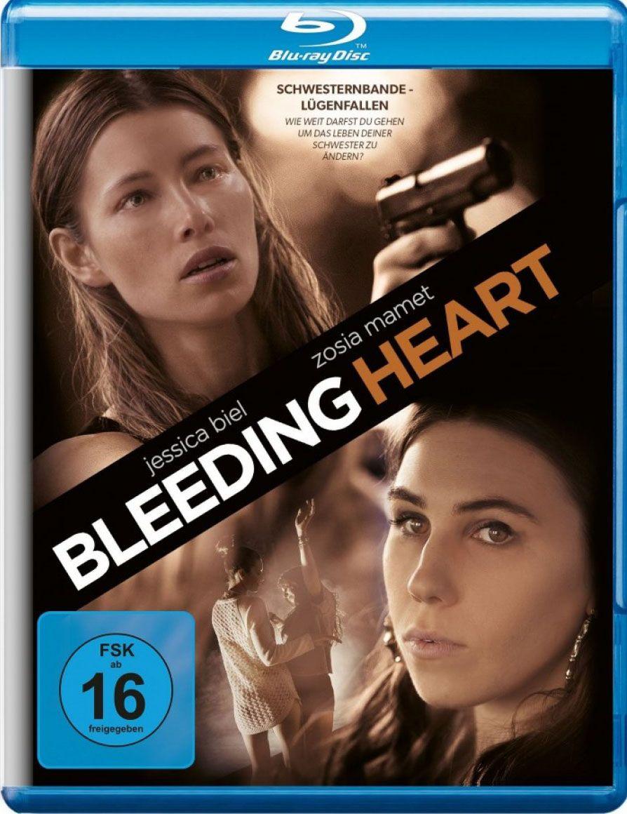 Bleeding Heart (BLURAY)