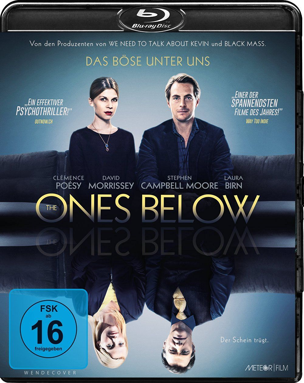 Ones Below, The - Das Böse unter uns (BLURAY)