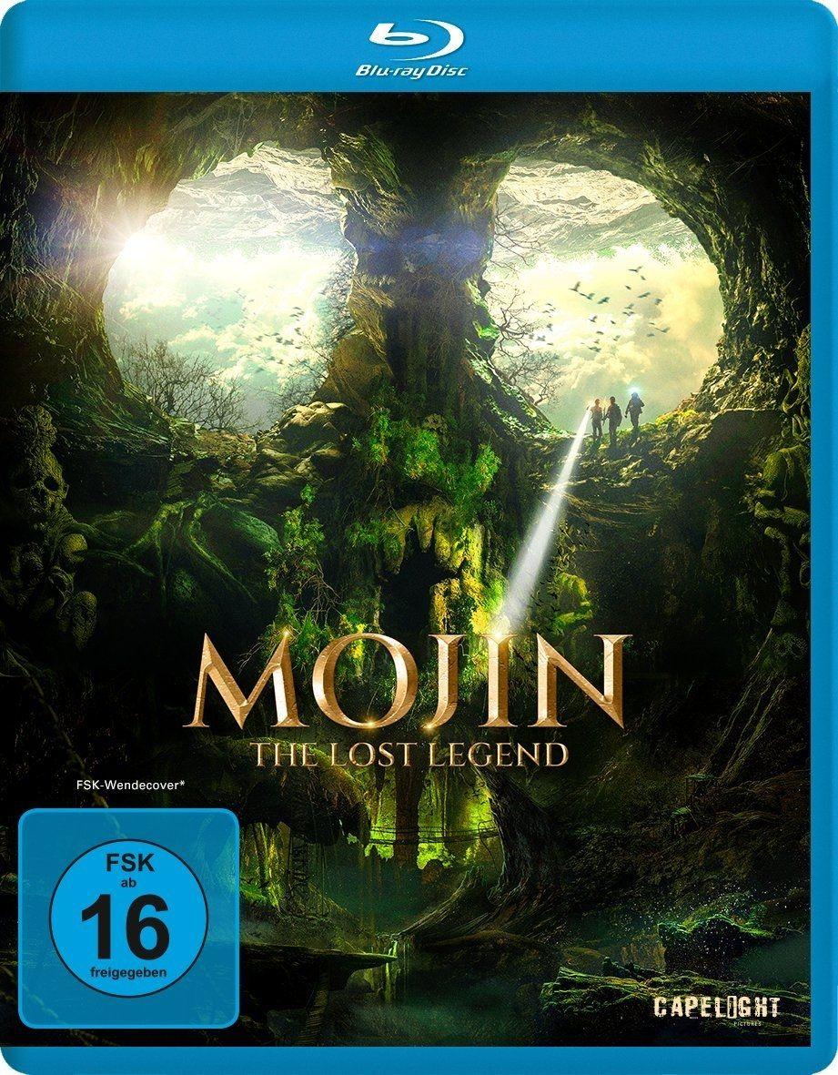 Mojin - The Lost Legend (BLURAY)