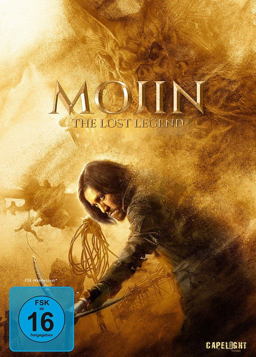 Mojin - The Lost Legend (Lim. O-Card - Cover B)