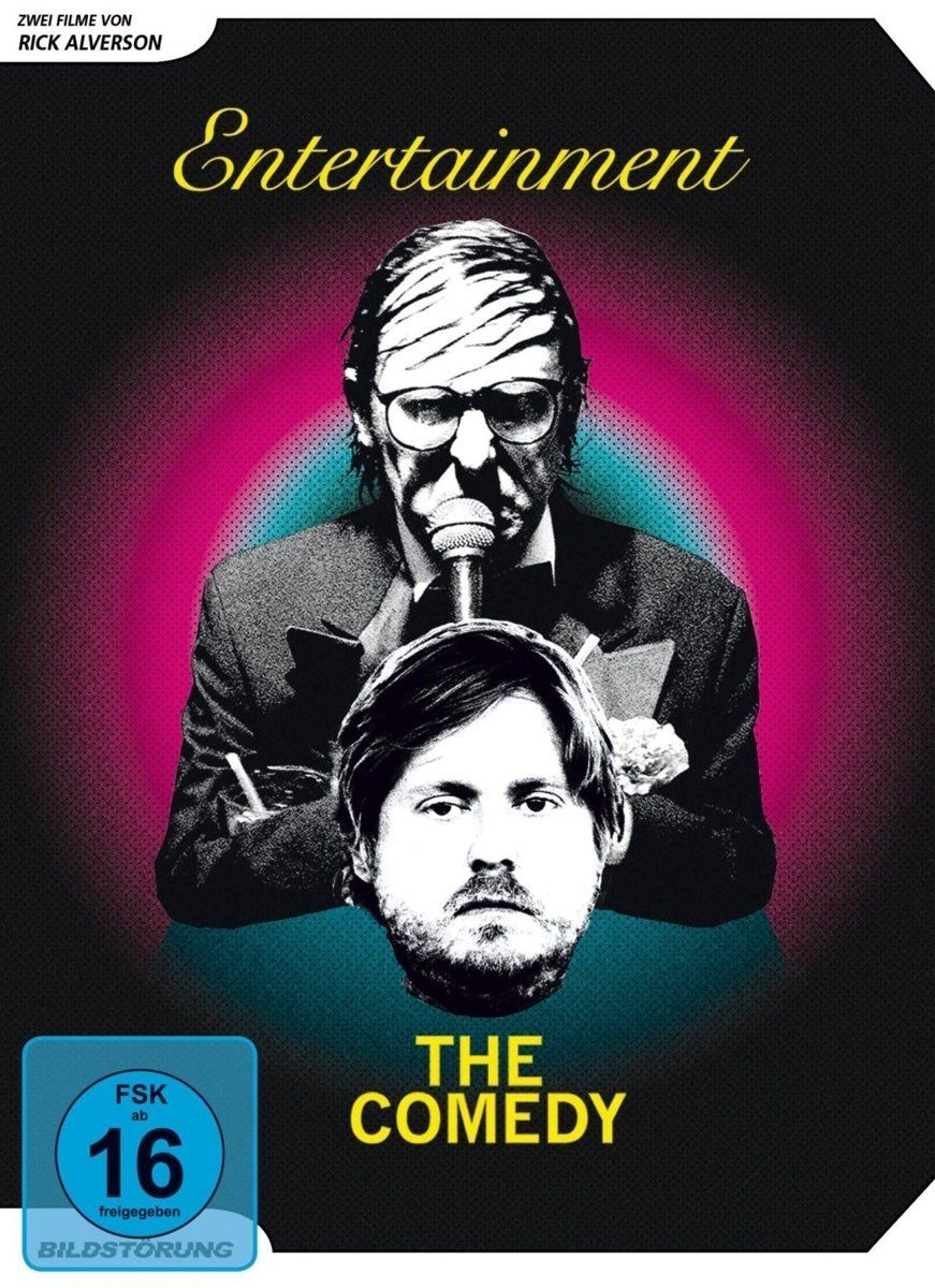 Entertainment / The Comedy (Special Edition) (Double Feature) (OmU)