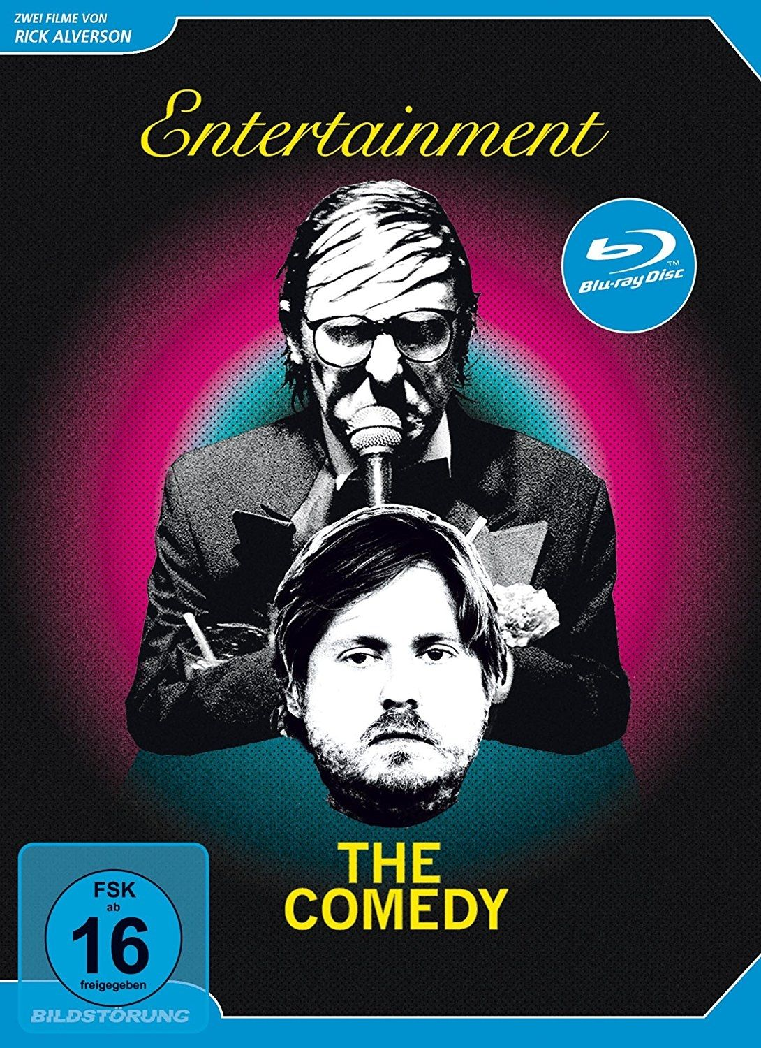 Entertainment / The Comedy (Special Edition) (Double Feature) (OmU) (BLURAY)