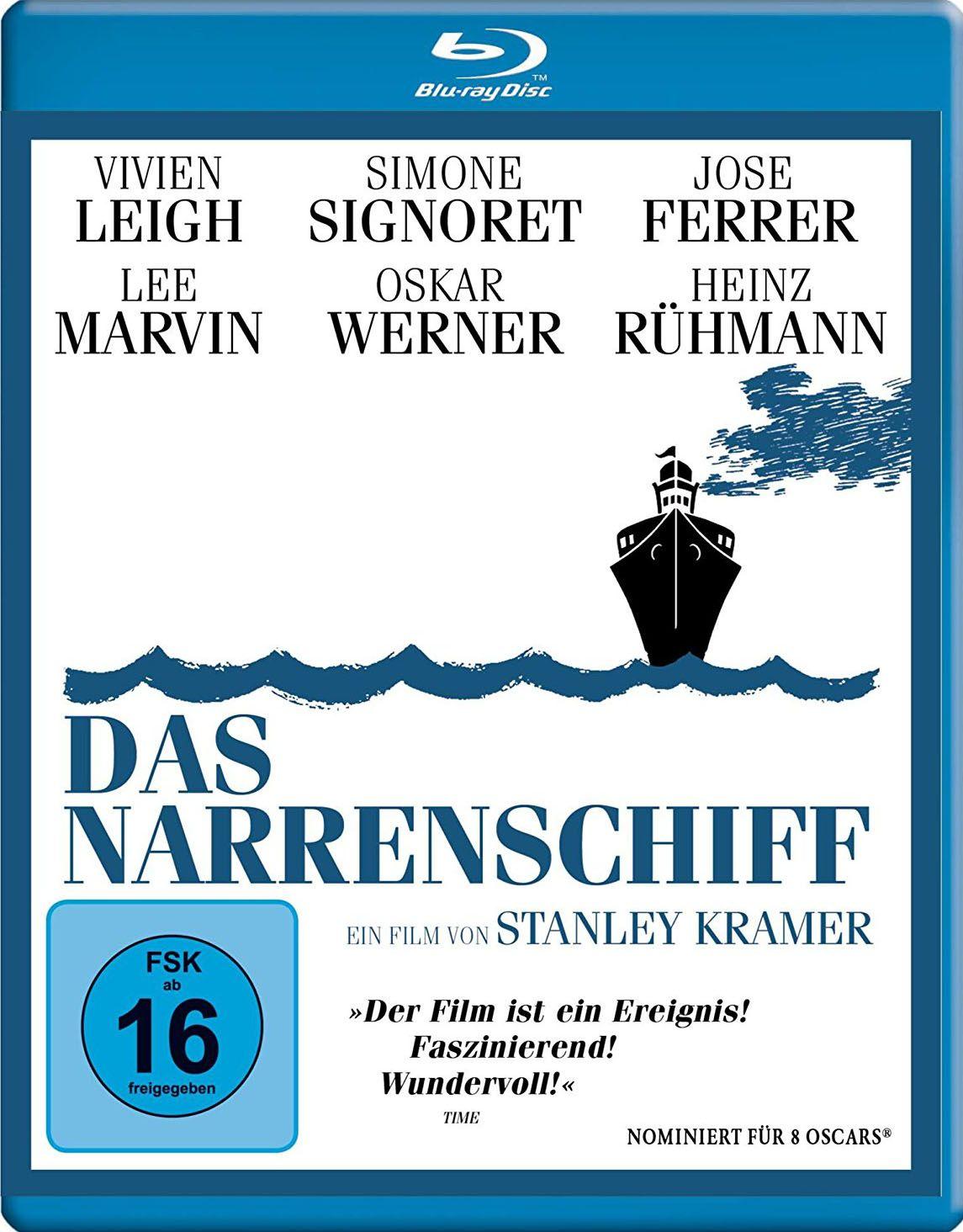 Narrenschiff, Das (BLURAY)