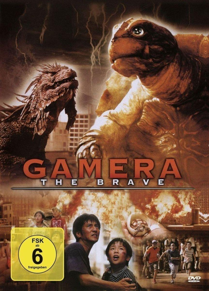 Gamera the Brave (Lim. Edition inkl. Sammlermünze)