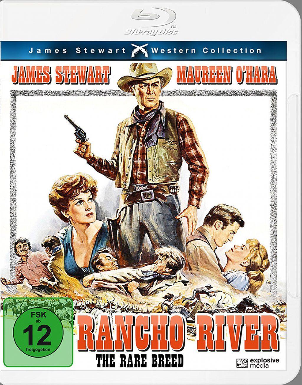 Rancho River (Neuauflage) (BLURAY)