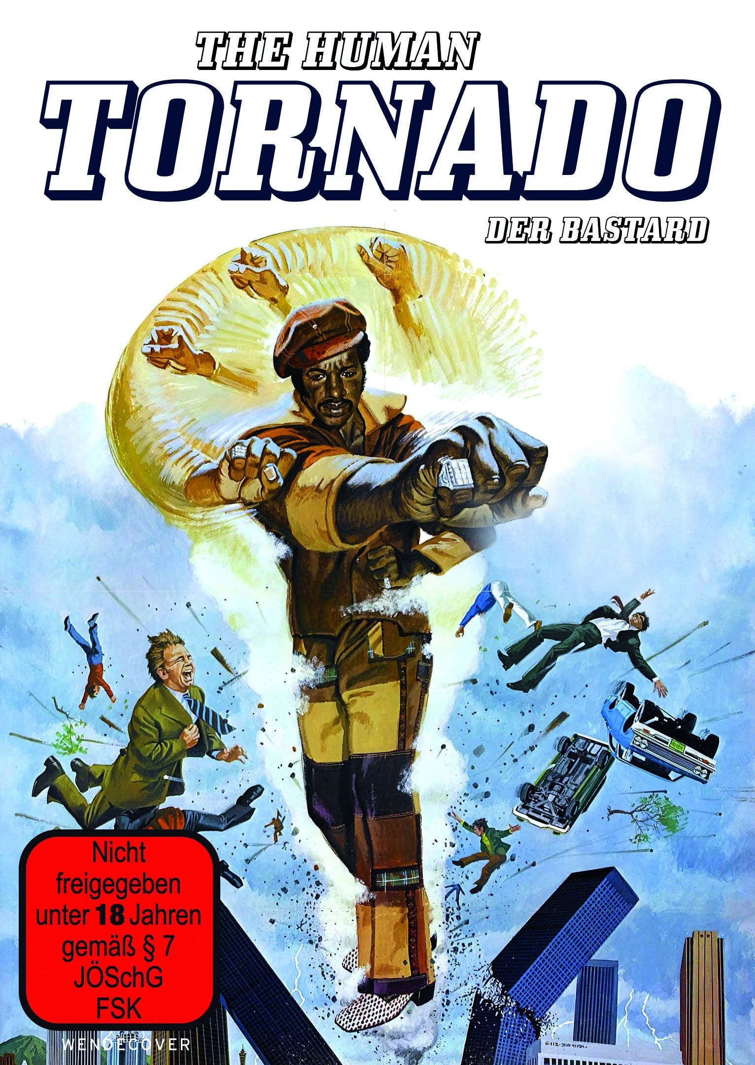 Human Tornado, The - Der Bastard
