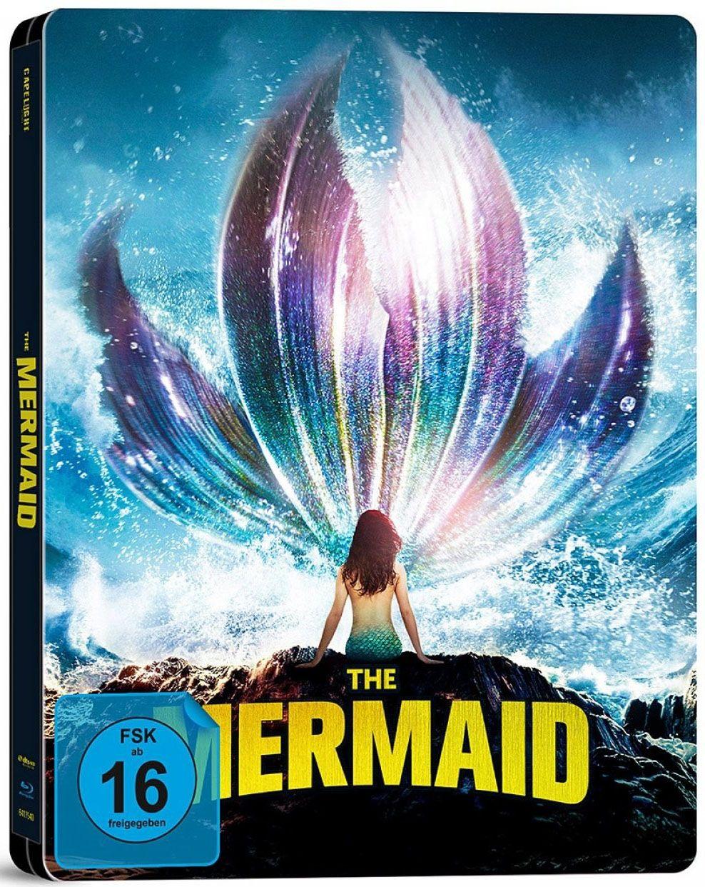 Mermaid, The (Lim. Steelbook) (2 Discs) (BLURAY 3D + BLURAY)