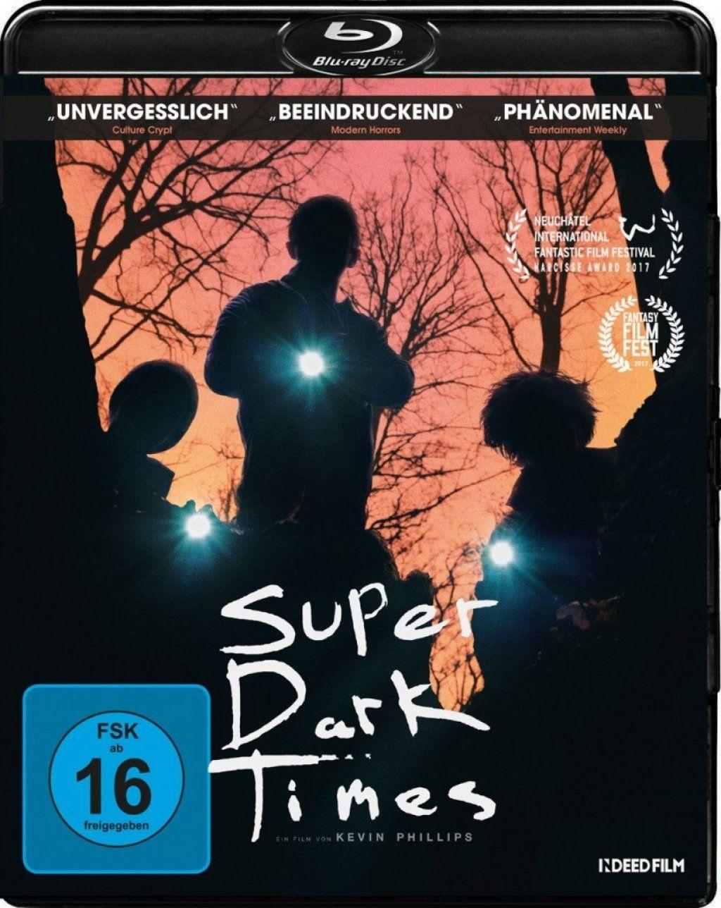 Super Dark Times (BLURAY)