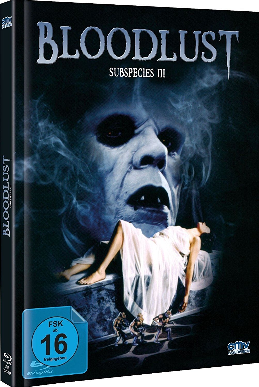 Subspecies 3 - Bloodlust (Lim. Uncut Mediabook) (DVD + BLURAY)