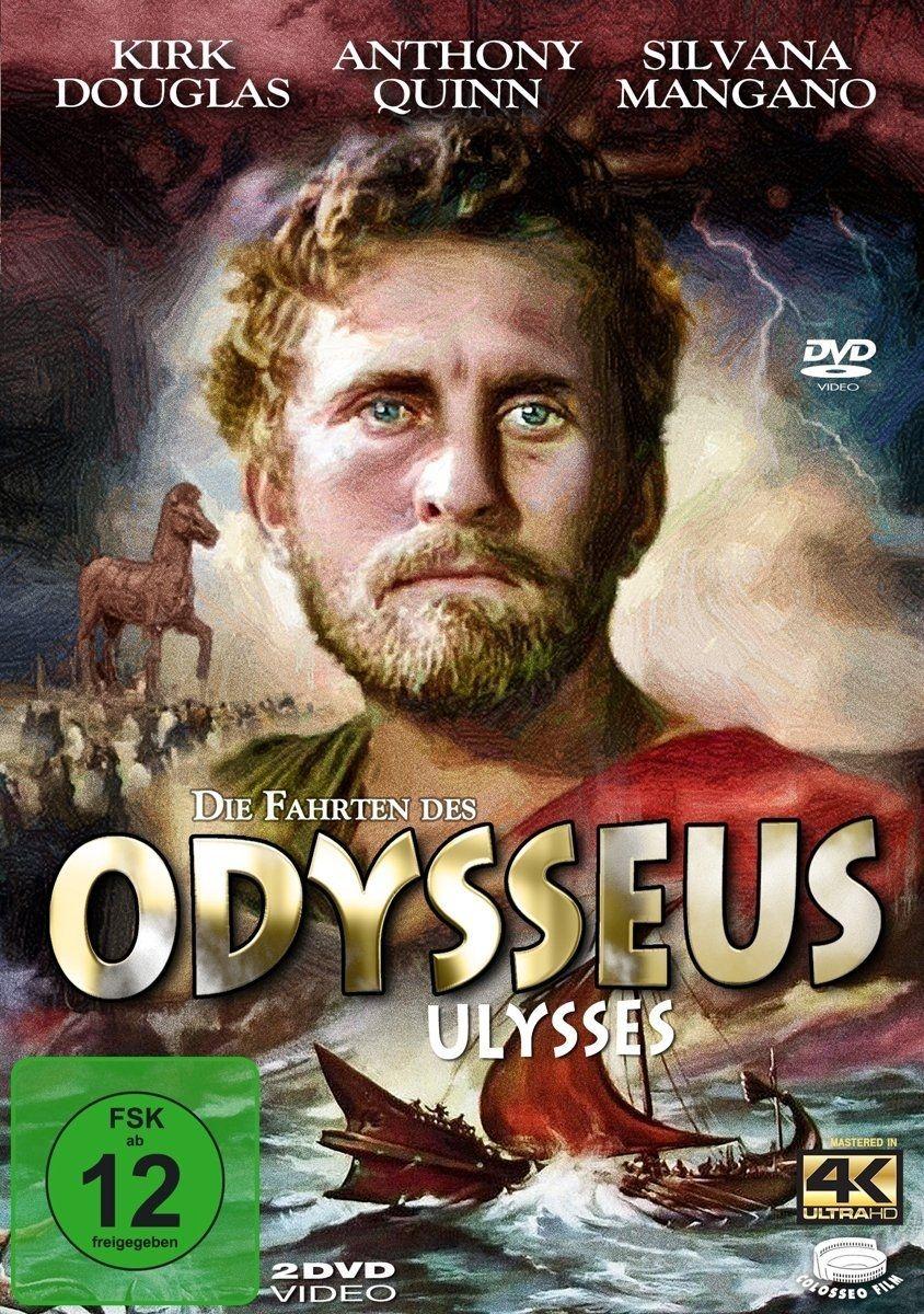 Fahrten des Odysseus, Die (4K Remastered) (2 Discs)