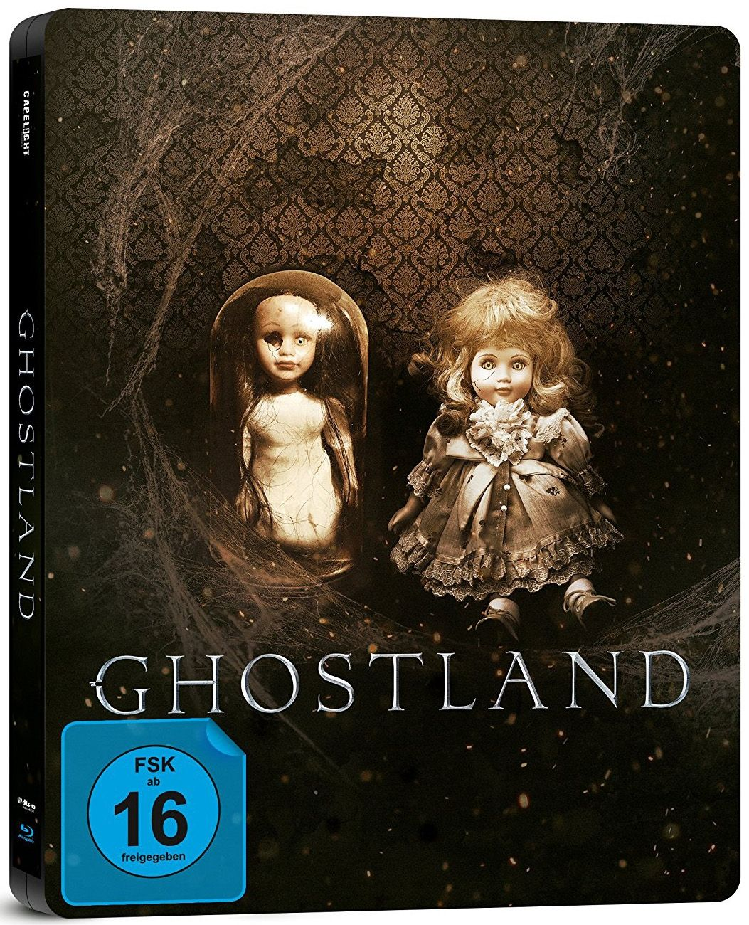 Ghostland (Lim. Steelbook) (BLURAY)