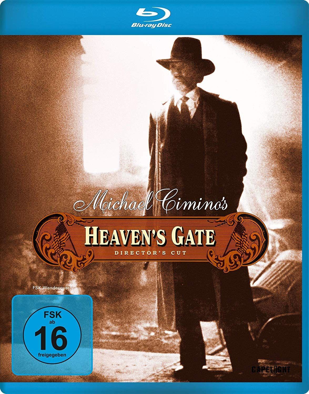 Heaven's Gate (Director's Cut) (BLURAY)