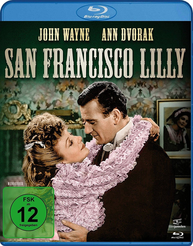 San Francisco Lilly (BLURAY)