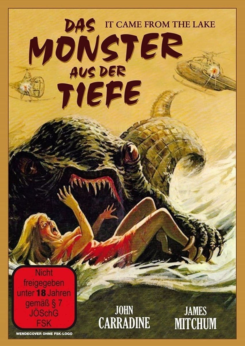 Monster aus der Tiefe, Das