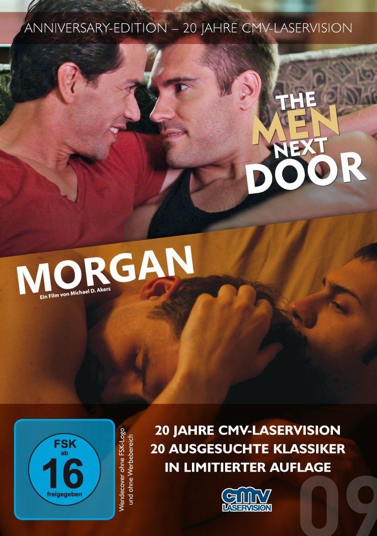 Men Next Door, The / Morgan (OmU) (Double Feature) (cmv Anniversary Edition #9)
