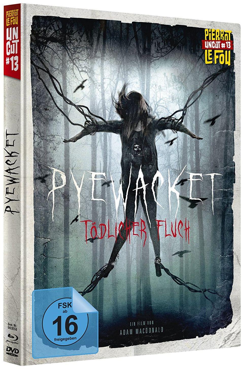 Pyewacket - Tödlicher Fluch (Lim. Uncut Mediabook) (DVD + BLURAY)