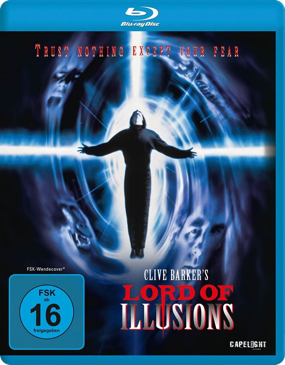 Lord of Illusions (BLURAY)