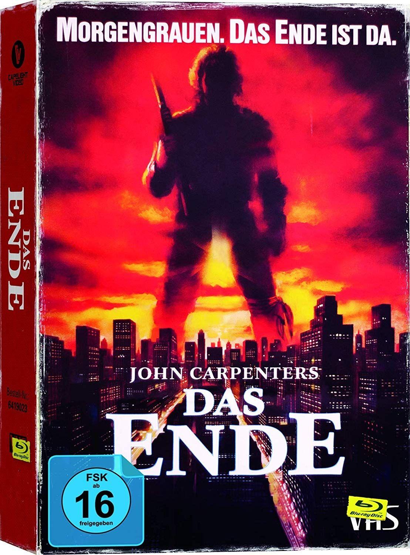 Assault - Anschlag bei Nacht (Lim. VHS-Design Edition) (2 Discs) (BLURAY)