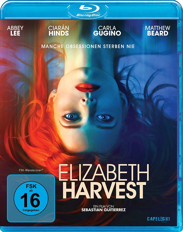 Elizabeth Harvest (BLURAY)