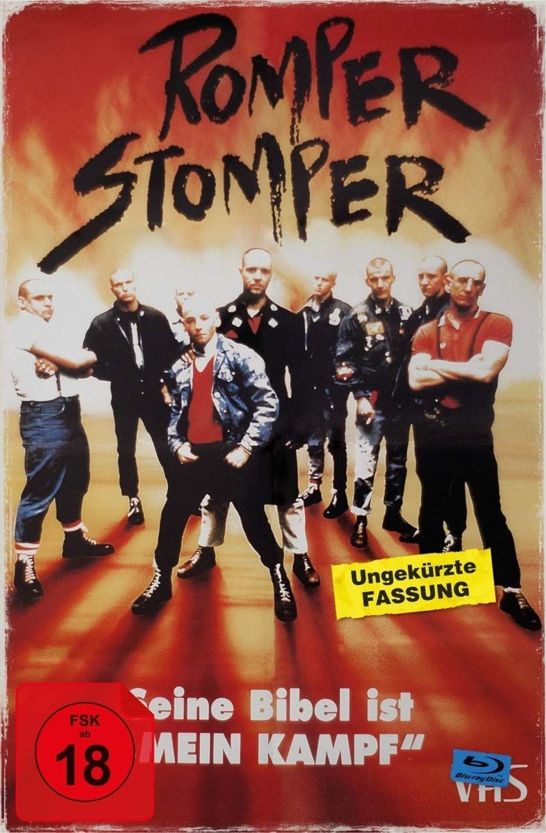 Romper Stomper (Lim. VHS-Design Edition) (BLURAY)