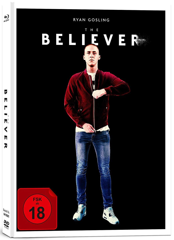 Believer, The - Inside A Skinhead (Lim. Uncut Mediabook) (DVD + BLURAY)