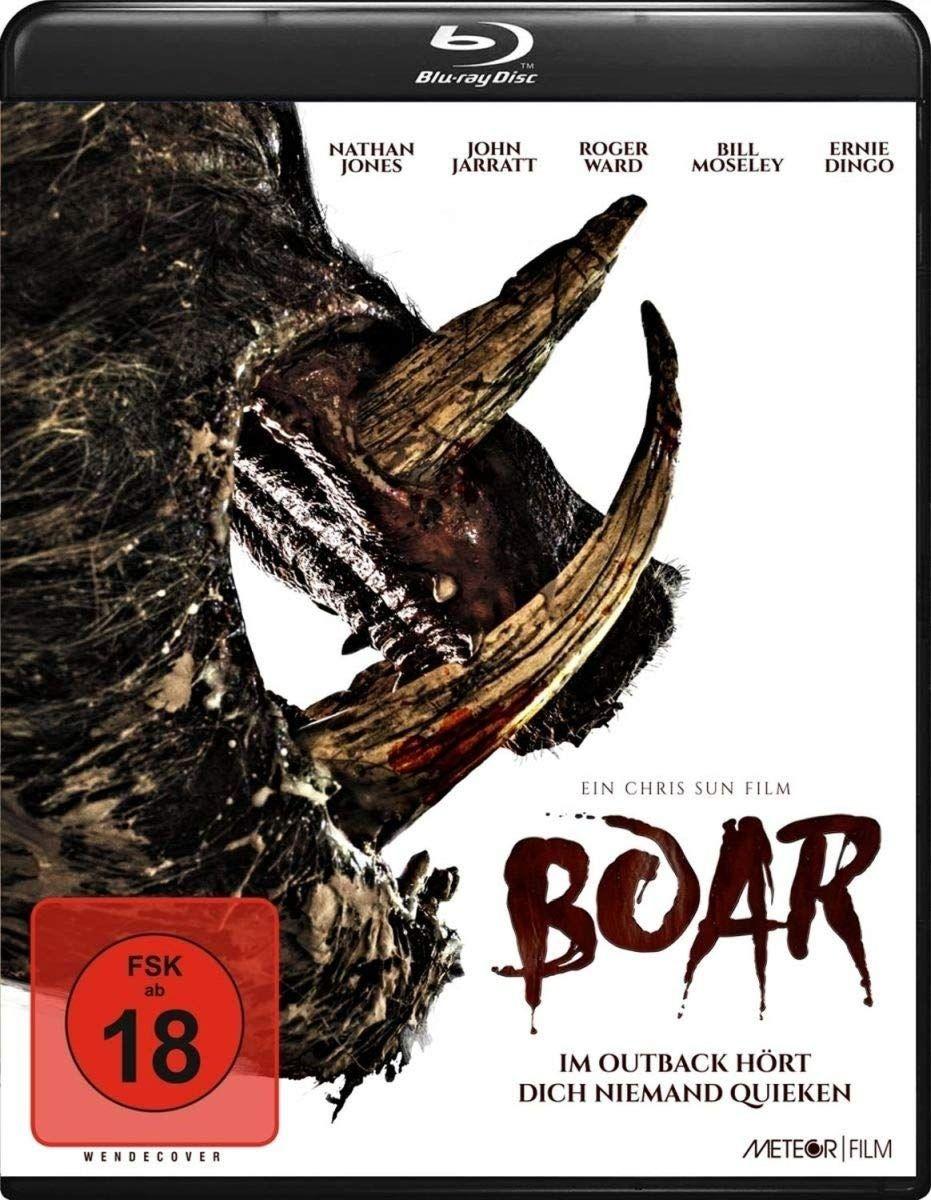 Boar (Uncut) (BLURAY)