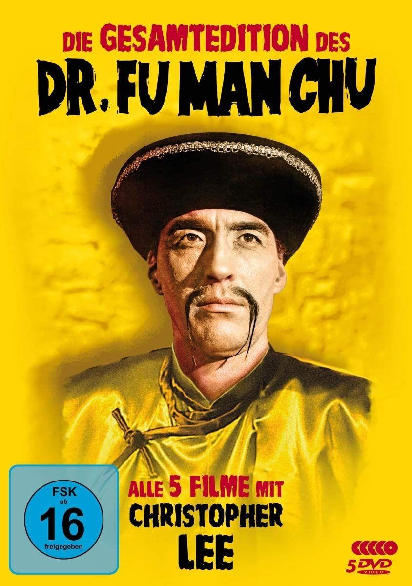 Dr. Fu Man Chu Gesamtedition (5 Discs)