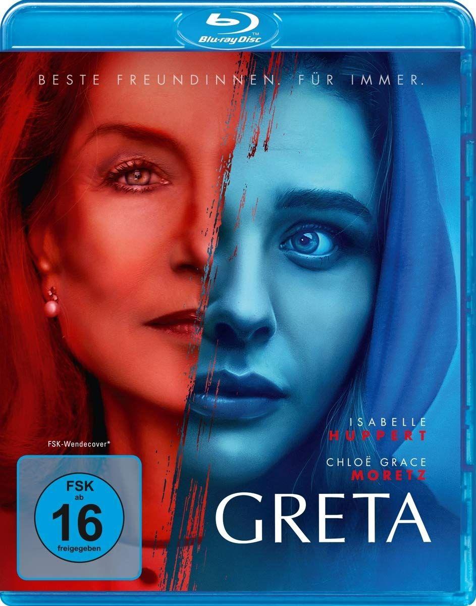 Greta (BLURAY)